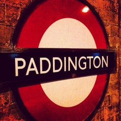 Photo taken at Paddington London Underground Station (District, Circle and Bakerloo lines) by Flavia D. on 5/14/2013