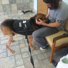Photo taken at VCA Central Expressway Animal Hospital by Barbara on 7/18/2014