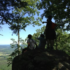 Photo taken at House Mountain Overlook by Mitch N. on 5/27/2013