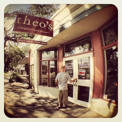 Photo taken at Theo's Neighborhood Pizza by Donovan F. on 6/3/2013