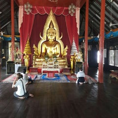 Photo taken at Wat Luang by Natapol S. on 3/21/2016