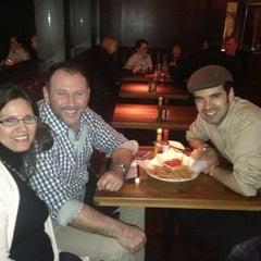 Photo taken at COA Restaurant by Erica C. on 3/23/2013