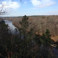 Photo taken at Raven Rock State Park by Petra G. on 12/2/2012