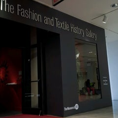 Photo taken at Museum at the Fashion Institute of Technology (FIT) by Colin B. on 10/26/2013