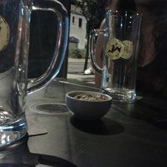 Photo taken at Glück Resto-Bar by José N. on 1/4/2014