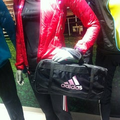 Photo taken at Adidas Factory Outlet by Nondas S. on 12/21/2012