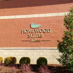Photo taken at Homewood Suites by Hilton by Mikey G. on 2/6/2013
