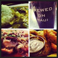 Photo taken at Maui Brewing Co. Brewpub by Akira on 2/24/2013