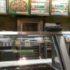Photo taken at SUBWAY by Og H. on 10/2/2012