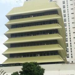 Photo taken at Kedutaan Besar Republik Indonesia by love H. on 12/10/2012