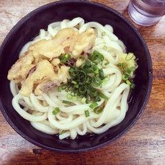 Photo taken at 味庄 by inoue t. on 4/10/2015