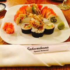 Photo taken at Sakurabana by Sousou B. on 11/28/2014