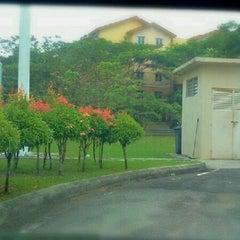Photo taken at Sekolah Agama Bandar Seri Alam by Ian Y. on 12/26/2012
