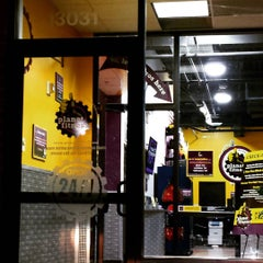 Photo taken at Planet Fitness by robin g. on 7/22/2015
