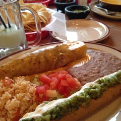 Photo taken at Teotihuacan Mexican Cafe by Krystal H. on 1/25/2014