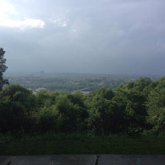Photo taken at Lehigh University Lookout by Scott M. on 7/7/2015