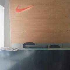 Photo taken at Nike Hungary by Zoltán K. on 1/13/2014