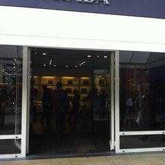 Photo taken at Prada Outlet by R.G. A. on 10/6/2012