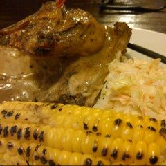 Photo taken at Barcelos Flame Grilled Chicken by Anne C. on 7/8/2013