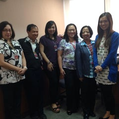 Photo taken at Philippine Airlines Head Office by Patricia A. on 12/19/2013