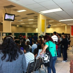 Photo taken at Subdelegación Hidalgo IMSS by Genaro M. on 11/14/2012
