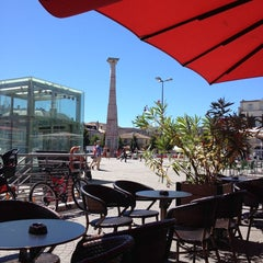 Photo taken at Grand Café De La Faculté by Romain F. on 8/15/2013