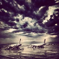 Photo taken at Aeroport de Barcelona-El Prat (BCN) by Oriol on 7/18/2013