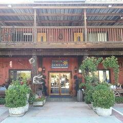 Photo taken at Tobin James Cellars by Jay B. on 9/22/2012