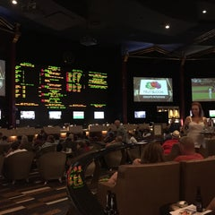 Photo taken at Sports Book Bar by Austin G. on 6/12/2015