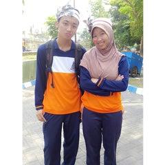 Photo taken at SMA Negeri 2 Lumajang by Amanda S. on 8/22/2014