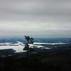 Photo taken at Mt Morgan Summit by Jim on 3/29/2014