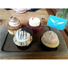Photo taken at Cupcake Central by Lee H. on 6/18/2015