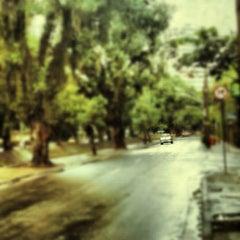 Photo taken at Avenida Visconde de Albuquerque by Igor F. on 6/22/2012