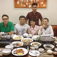 Photo taken at Silla (Korean Japanese Chinese Restaurant) by Luqmanul K. on 1/16/2014