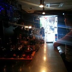 Photo taken at Velcro Bar by paloma c. on 7/19/2013