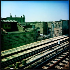 Photo taken at CTA - Bryn Mawr by David L. on 7/5/2013