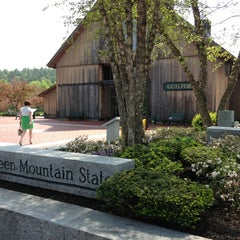 Photo taken at Vermont Welcome Center by Brian B. on 5/21/2013