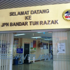 Photo taken at Jabatan Pendaftaran Negara JPN by Shahrul H. on 10/25/2012