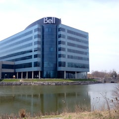Photo taken at Bell Mobility by Nathan C. on 7/4/2014