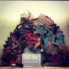 Photo taken at Museum Wayang by Hening H. on 8/2/2014