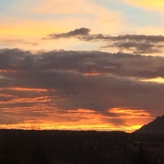 Photo taken at Spearfish, SD by Kathleen O. on 10/20/2015