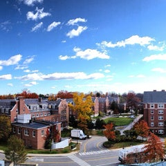 Photo taken at Holloway Commons by Jason B. on 10/24/2012