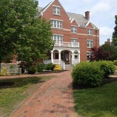 Photo taken at University of New Hampshire by Jason B. on 5/28/2013