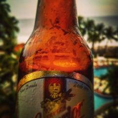 Photo taken at Beach Bar by Jorge V. on 6/1/2015