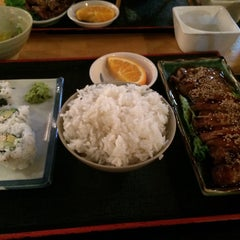 Photo taken at Teriyaki House by Jennie M. on 5/24/2014