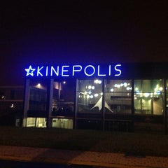 Photo taken at Kinepolis by Kristof Victor D. on 5/30/2013