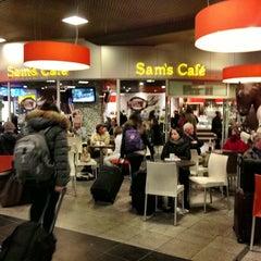 Photo taken at Sam's Café by Kristof Victor D. on 3/21/2013