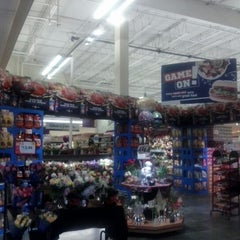 Photo taken at Super Stop & Shop by Marc Y. on 1/25/2013