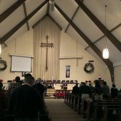Photo taken at Kennesaw United Methodist Church (UMC) by Cassandra B. on 12/15/2013
