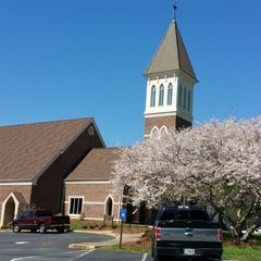 Photo taken at Kennesaw United Methodist Church (UMC) by Cassandra B. on 3/29/2015
